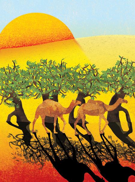Arabia bij je thuis